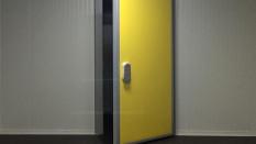 Menteşeli Soğuk Oda Kapıları
